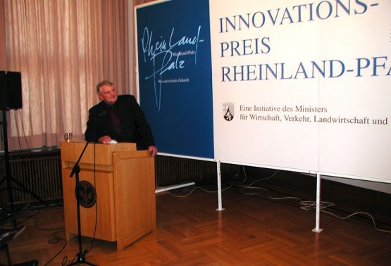 Innovationspreis Rheinland-Pfalz 2002